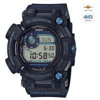 CASIO (カシオ) G-SHOCK Master of G FROGMAN MULTIBAND6 ソーラー電波時計(GWF-D1000B-1JF)
