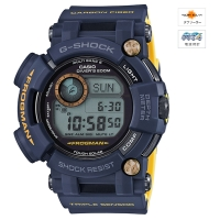 CASIO (カシオ) G-SHOCK FROGMAN MASTER OF G Master in NAVY BLUE MULTIBAND6 ソーラー電波時計(GWF-D1000NV-2JF)