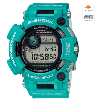 CASIO (カシオ) 【4月発売モデル】 G-SHOCK FROGMAN MASTER OF G Master in MARINE BLUE MULTIBAND6 ソーラー電波時計(GWF-D1000MB-3JF)