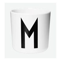 DESIGN LETTERS AJ melamin cup M THE KIDS COLLECTION(20201000M)