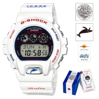 CASIO (カシオ) 【6月発売モデル】 G-SHOCK LOVE THE SEA AND THE EARTH MULTIBAND6 ソーラー電波時計(GW-6901K-7JR)