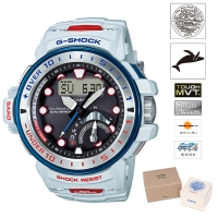 CASIO (カシオ) 【6月発売モデル】 G-SHOCK GULFMASTER LOVE THE SEA AND THE EARTH MULTIBAND6 ソーラー電波時計(GWN-Q1000K-7AJR)