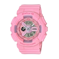 CASIO (カシオ) 【9月発売モデル】 Baby-G Pink Bouquest Series(BA-110-4A1JF)