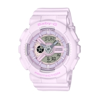 CASIO (カシオ) 【9月発売モデル】 Baby-G Pink Bouquest Series(BA-110-4A2JF)