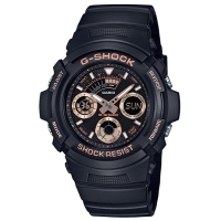 CASIO (カシオ) 【9月発売モデル】 G-SHOCK BLACK GOLD(AW-591GBX-1A4JF)