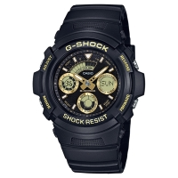 CASIO (カシオ) 【9月発売モデル】 G-SHOCK BLACK GOLD(AW-591GBX-1A9JF)