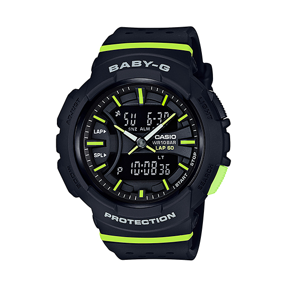 [BGA-240-1A2JF] BABY-G -for running-