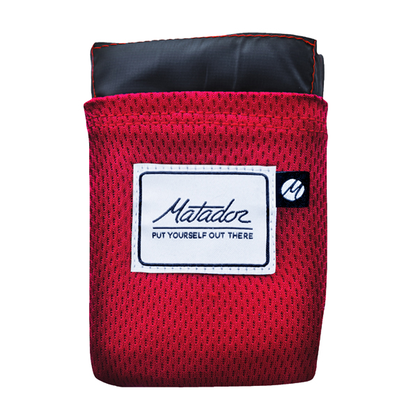 [KMD1000] Pocket Blanket Version2 Original Red