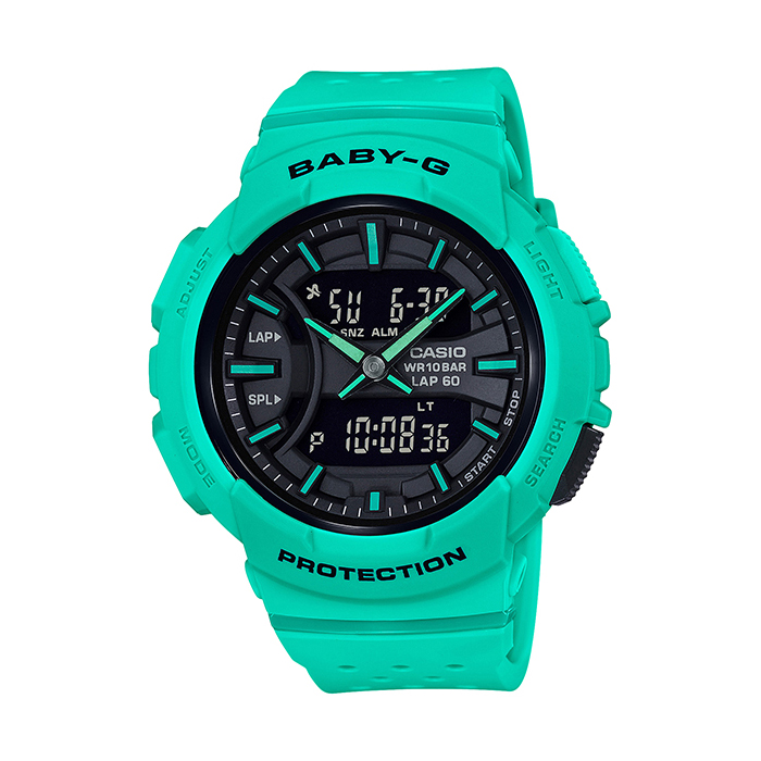 [BGA-240-3AJF] BABY-G -for running-