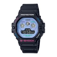 CASIO (カシオ) DW-5900DN-1JF G-SHOCK Psychedelic Multi Colors