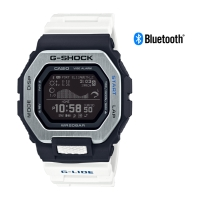 CASIO (カシオ) GBX-100-7JF G-SHOCK G-LIDE (Bluetooth モバイルリンク機能)