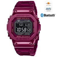 CASIO (カシオ) GMW-B5000RD-4JF G-SHOCK MULTIBAND6 ソーラー電波時計 Bluetooth通信機能