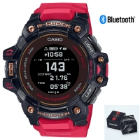 CASIO (カシオ) GBD-H1000-4A1JR G-SHOCK G-SQUAD 心拍計 GPS機能搭載 ブラックスケルトン