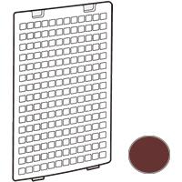 SHARP (シャープ) [280-158-0560]後ろパネル(ブラウン系)(280-158-0560)