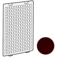 SHARP (シャープ) [280-158-0582]後ろパネル(ブラウン系)(280-158-0582)