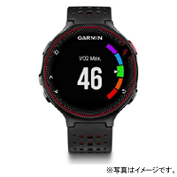 GARMIN (ガーミン) ForeAthlete 235J フォアアスリート235J Black Red(37176H-GARMIN)