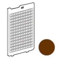 SHARP (シャープ) [280-158-0719]後ろパネル(ブラウン系)(280-158-0719)