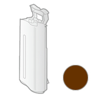 SHARP (シャープ) [280-421-0086]水タンク(ブラウン系)(280-421-0086)