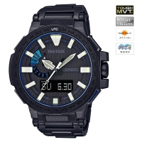 CASIO (カシオ) PROTREK MANASLU Blue Moment TOUGH MVT MULTIBAND6 ソーラー電波時計(PRX-8000YT-1BJF)