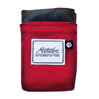 Matador Pocket Blanket Version2 Original Red(KMD1000)