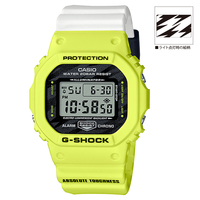 CASIO (カシオ) DW-5600TGA-9JF G-SHOCK Lightning Yellow Sereis