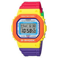 CASIO (カシオ) DW-5610DN-9JF G-SHOCK Psychedelic Multi Colors