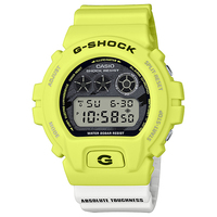 CASIO (カシオ) DW-6900TGA-9JF G-SHOCK Lightning Yellow Sereis