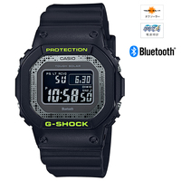 CASIO (カシオ) GW-B5600DC-1JF G-SHOCK Black and Yellow Series MULTIBAND6 ソーラー電波時計