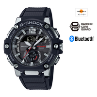 CASIO (カシオ) GST-B300-1AJF G-SHOCK G-STEEL CARBON CORE GUARD Bluetooth通信機能