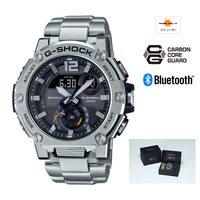 CASIO (カシオ) GST-B300E-5AJR G-SHOCK G-STEEL CARBON CORE GUARD Bluetooth通信機能