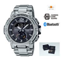 CASIO (カシオ) GST-B300E-5AJR G-SHOCK G-STEEL CARBON CORE GUARD Bluetooth通信機能