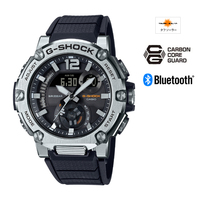 CASIO (カシオ) GST-B300S-1AJF G-SHOCK G-STEEL CARBON CORE GUARD Bluetooth通信機能