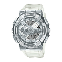 CASIO (カシオ) GM-110SCM-1AJF G-SHOCK Skeleton Camouflage Series