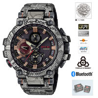 CASIO (カシオ) MTGB1000WLP1AJR MT-G G-SHOCK LOVE THE SEA AND THE EARTH WILDLIFE PROMISINGコラボレーションモデル